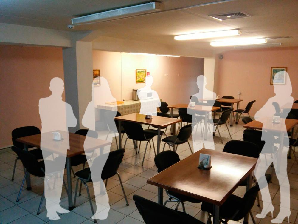 Рабочая зона, место где можно в спокойной обстановке поработать